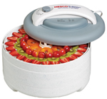 Nesco FD-61 Food Dehydrator - 500 Watts Adjustable Thermostat - 4 Tray