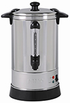 Nesco CU-30 Coffee Urn - Stainless Steel Double Wall - 30 cups