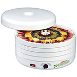 Nesco FD-1010 Food Dehydrator - 1000 Watts Gardenmaster-4 Tray with Fr