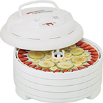 Nesco FD-1040 Food Dehydrator - 1000 Watts Gardenmaster - Digital w/4