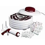 Nesco FD-28JX Food Dehydrator - 350 Watts Jerky Xpress 4 Trays/ Jerky