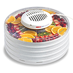 Nesco FD-37 Food Dehydrator - 400 Watts 4 Trays/1 Original flavor Spic