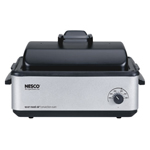 """Nesco 4842-47 Brand New Includes One Year Warranty, The Nesco 4842-47 is a portable, go anywhere, second oven with added benefit and speed of Convection Air Flow"