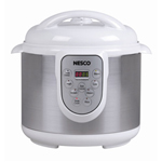 Nesco PC6-14 1000 Watt 4 in 1 Digital Pressure Cooker - 6 Quart